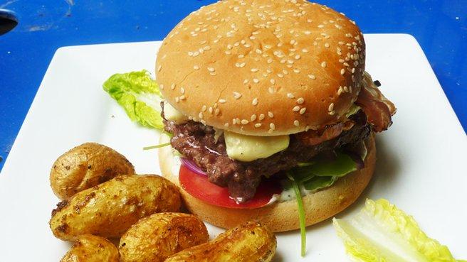Pain hamburger maison la base d un excellent burger mon pain maison - Recette hamburger maison original ...