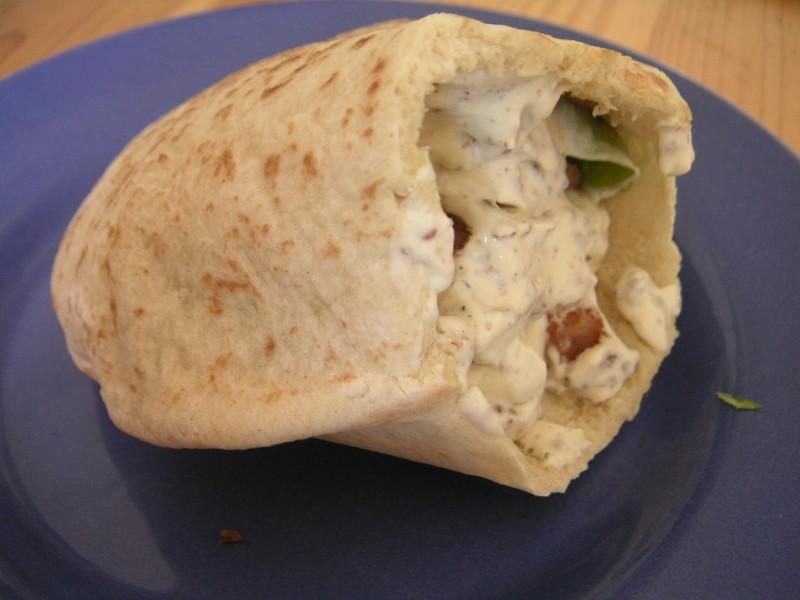 pains pita maison map