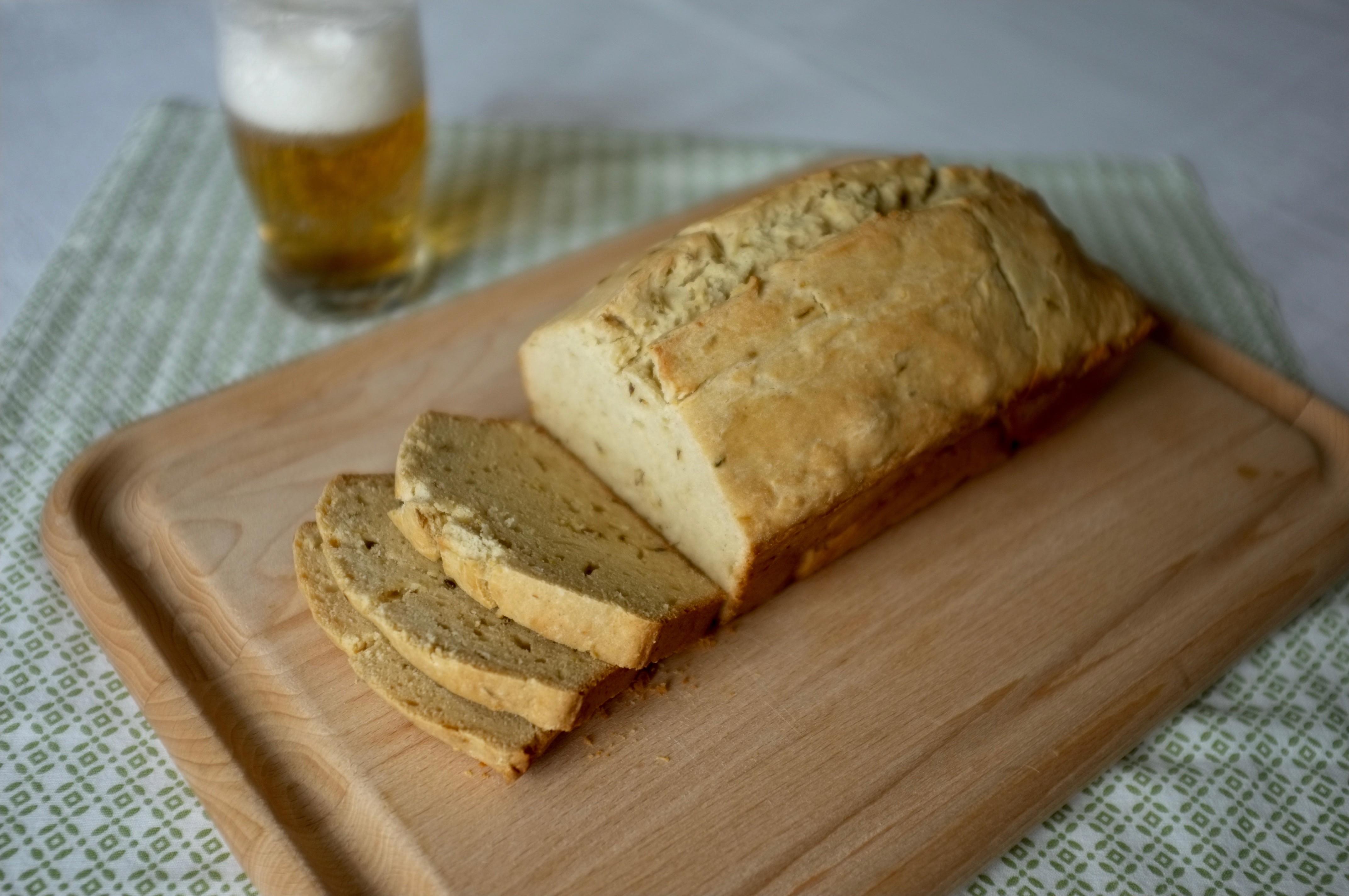 recette pain à la bière map