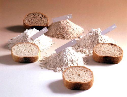 pain choisir farine