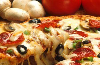 recette pâte à pizza map