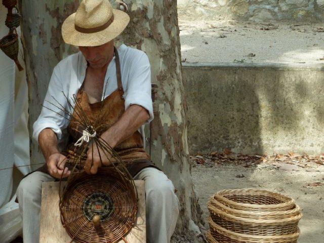 corbeille à pain artisanale