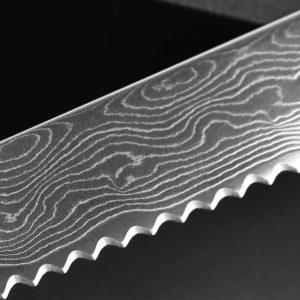 Lame couteau à pain japonais