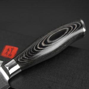 Manche couteau à pain japonais