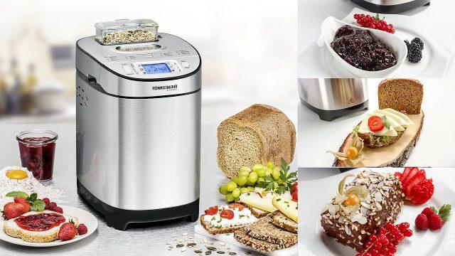 machine à pain Rommelsbacher